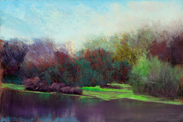 Spring In The Wetlands