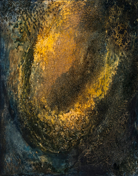 Cosmic Matter 3 | Paintings by Lucy Ghelfi | For Sale