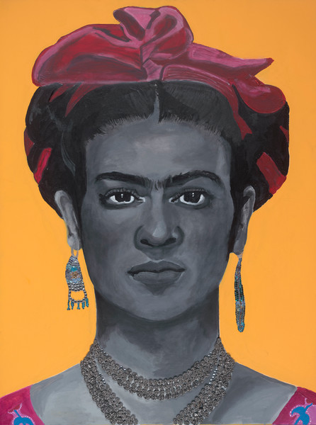Frida Kahlo – This Woman's Work