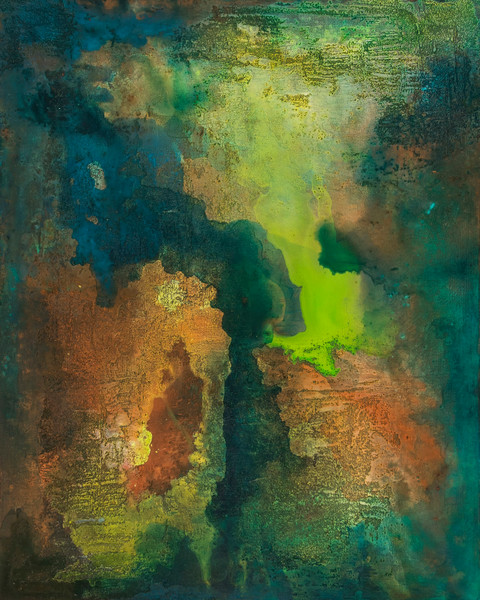 Delta 4 | Paintings by Lucy Ghelfi | For Sale