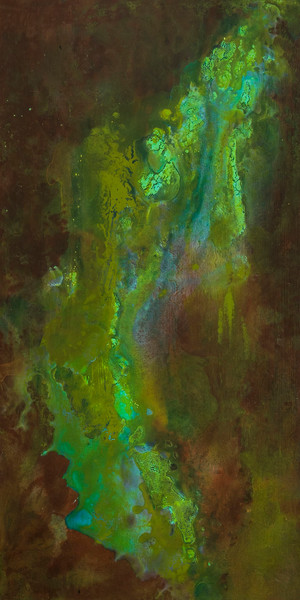 Delta 2 | Abstract Painting by Lucy Ghelfi | For Sale