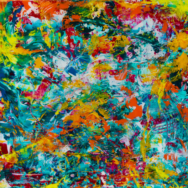Abstract Multicolor