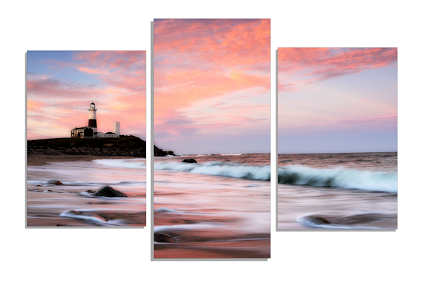 Triptych Wall Art | Robbie George Photography