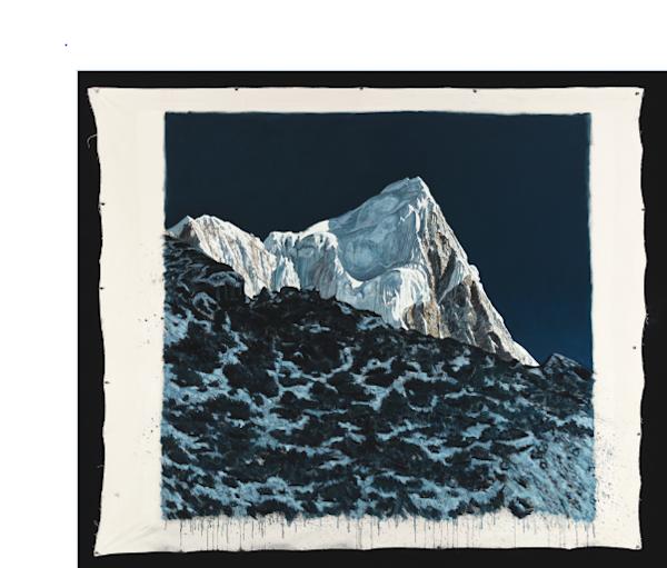 Himalayan Peak: Nocturne