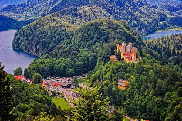Hohenschwangau - Your daddys Castle