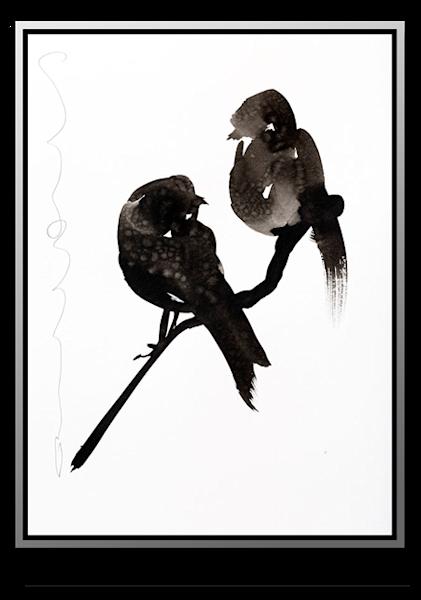 Bird Study [SOLD Nov 9)