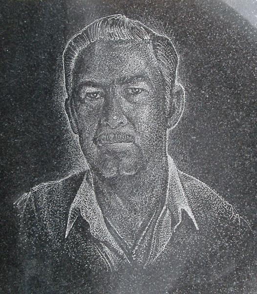 Portrait of Greek Gentleman