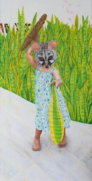Raquel_fornasaro_crested_genet_contemporary_portrait_jpupek