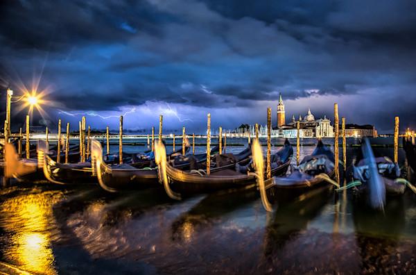 Storm Over Venezia