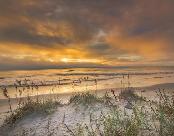 Storm Clearing Sunrise
