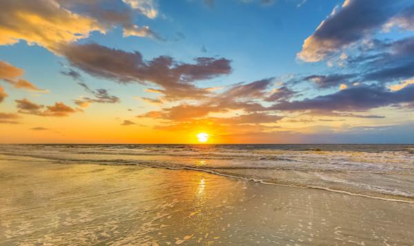 Color Burst Sunrise