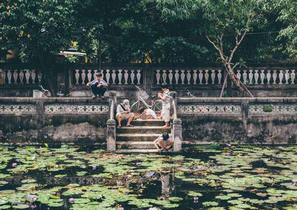 Reflections of Hoi An
