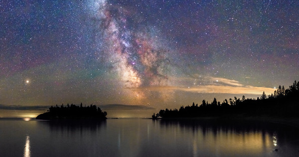 New images of the Lake Superior region, northern Minnesota, and most recently the American Southwest.