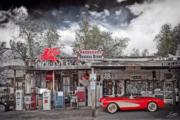Vintage/Rustic Americana & Route 66