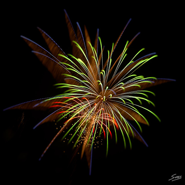 Fireworks - Untitled #093