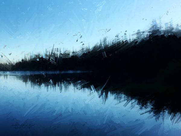 """Grow in Wisdom..."" - digital painting photograph"