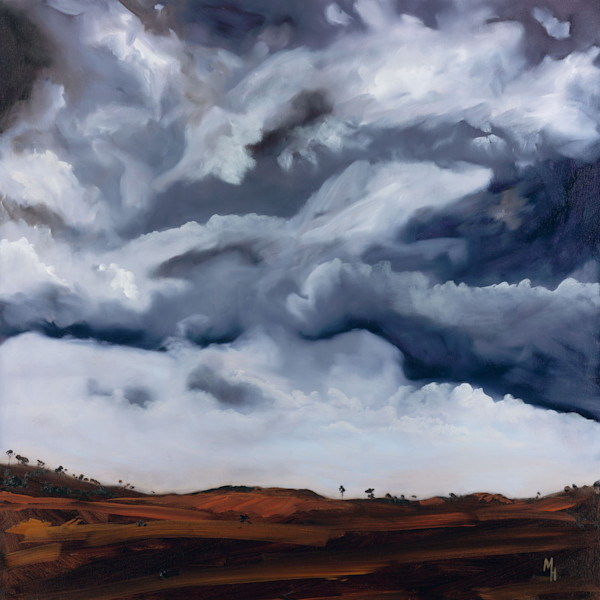 Storm Brewing over Muttama