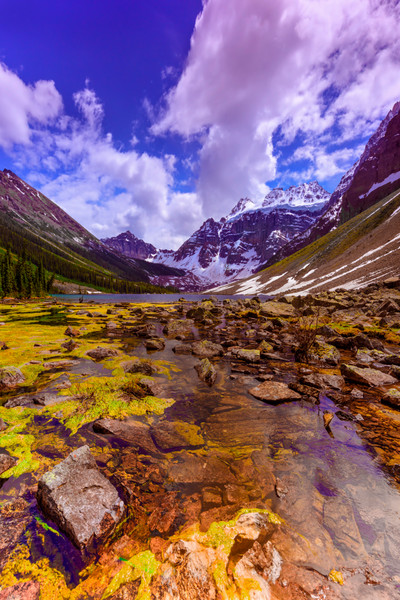 Consolation Valley #2. Banff National Park Canadian Rockies Rocky Mountains 
