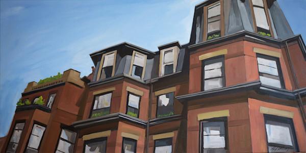 Good Morning Marlborough Street by Paul William | Fine Art For Sale