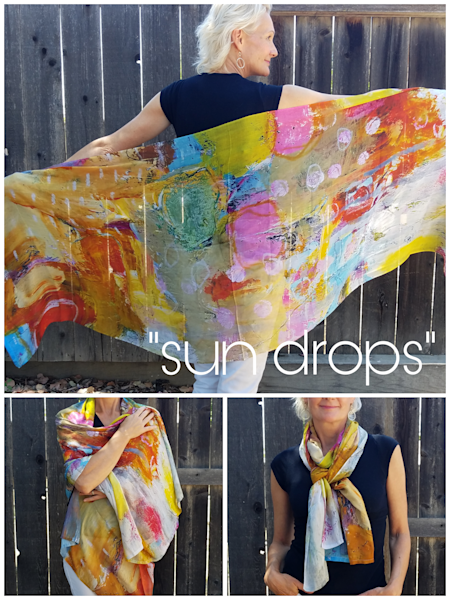 Sun Drops | Betty Franks Art