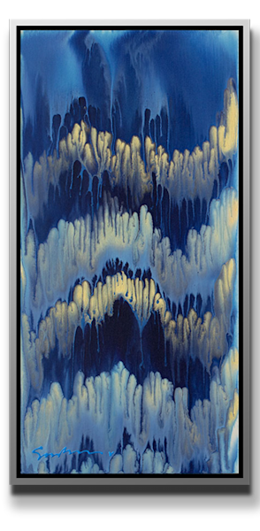 Indigo  [SOLD NOV 23]