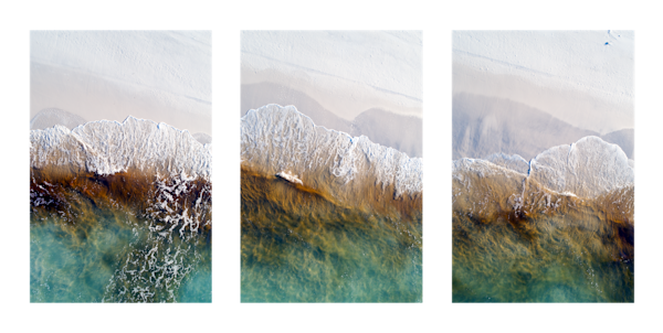 Outfall No. 4 Triptych