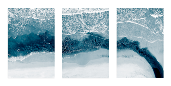 Outfall No. 72 Triptych