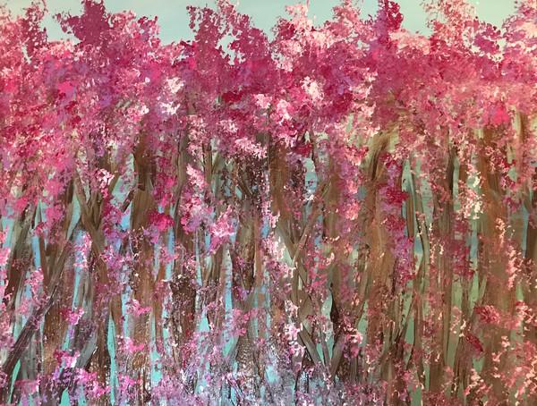 Floral Woods Series