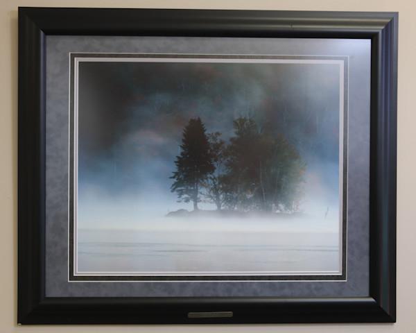 Autumn Mist  Framed & Matted