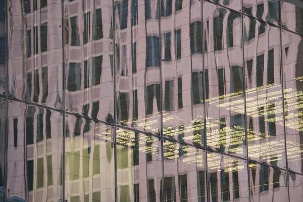 Comcast Tech Center, Philadelphia. Photographic Art