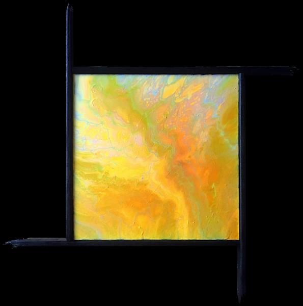 Mustard Gas original PMS painting