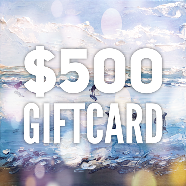 500 Dollars Gift Card
