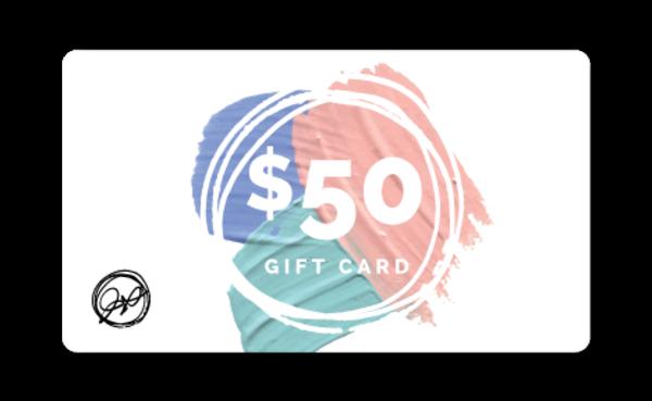 $50 Gift Card | Jodi Augustine Art