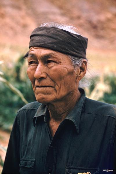 Navajo Man (UCB073)