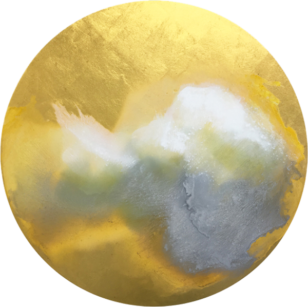Yellow Wind Art | FitzgeraldArt