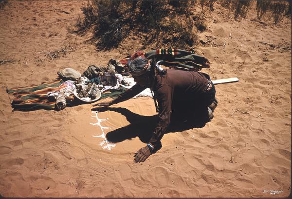 Sand Painting (UCB061)