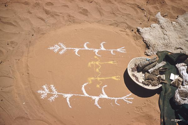 Sand Painting (UCB060)