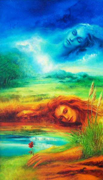 Awakening Blue