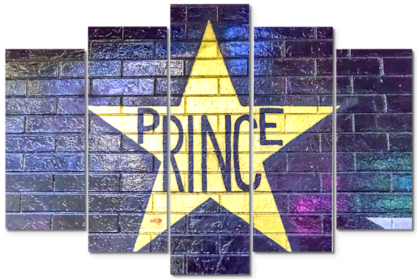 Prince First Avenue - Minneapolis Canvas Panels | William Drew