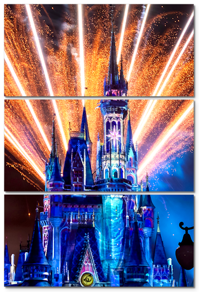 Happily Ever After 45 - Disney Canvas | William Drew Photography