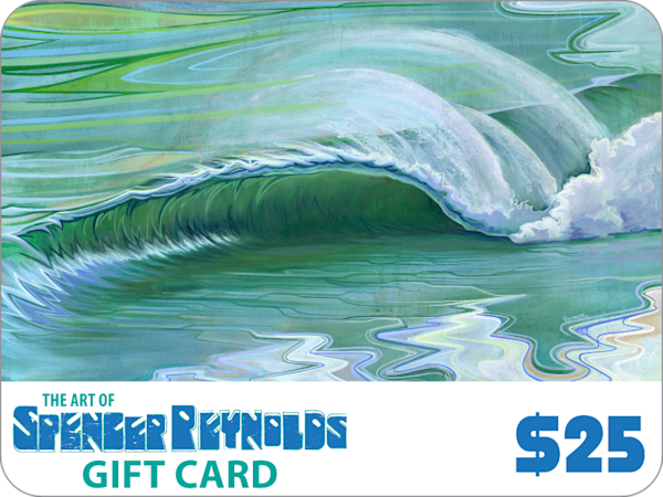 Art and Surf $25.00 Gift Card