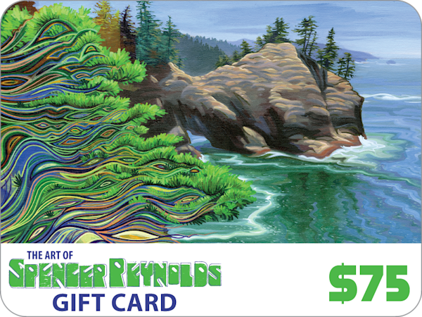 Art and Surf $75.00 Gift Card