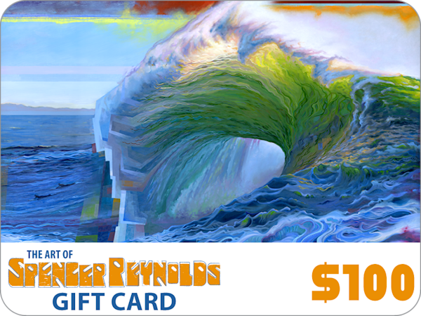 Art and Surf $100.00 Gift Card