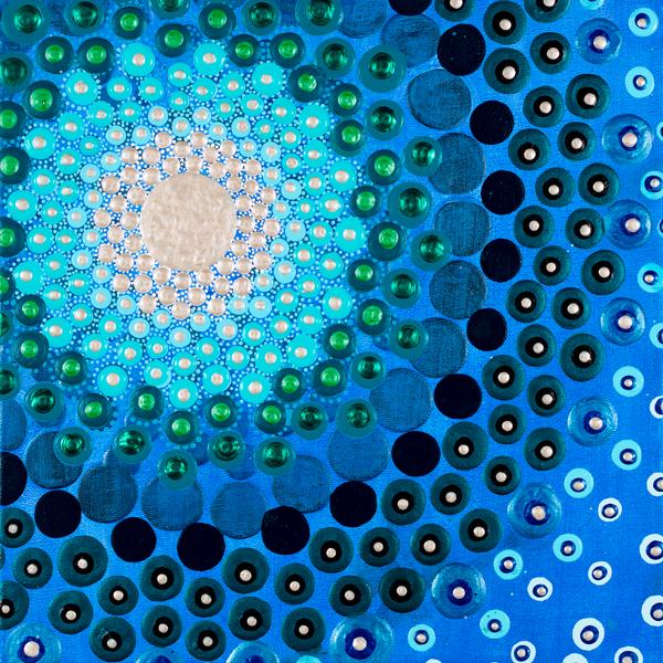 Blue Heaven Print