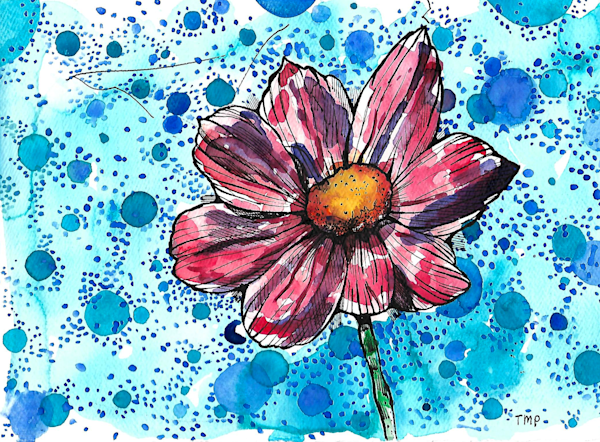 Flower Watercolors