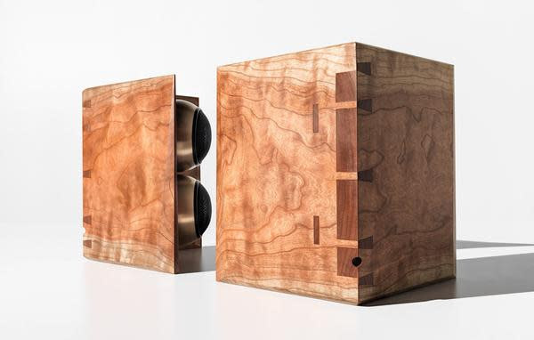 Project 0001: Orb Audio Speaker Stands