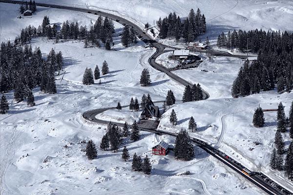 A winters day | Koop kunstfotografie print online | A-Galleria