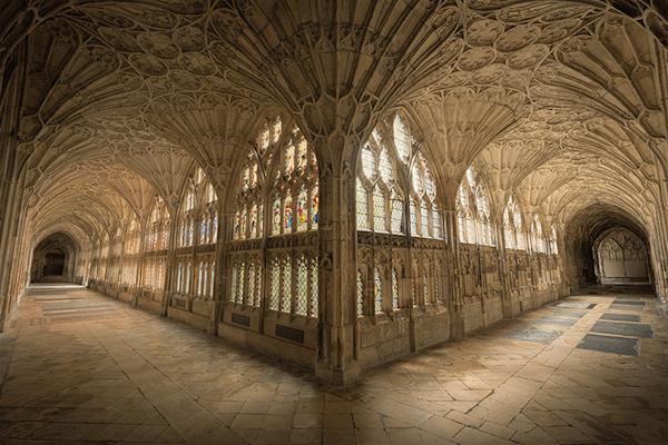 Corner Abbey | Koop kunstfotografie print online | A-Galleria