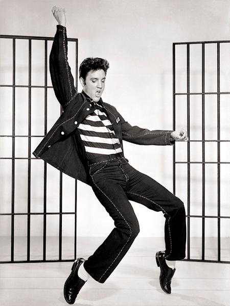 Elvis Dancing | Koop kunstfotografie print online | A-Galleria