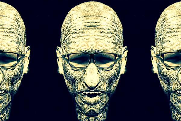Head of heads | Koop kunstfotografie print online | A-Galleria